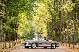 1957 Mercedes-Benz 300 SL Roadster  Chassis no. 198042-7500432