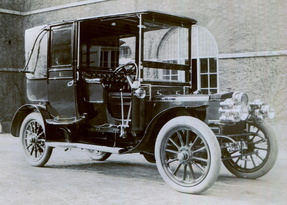 c.1905/1906 Daimler 30/40hp Tourer  Chassis no. 3127