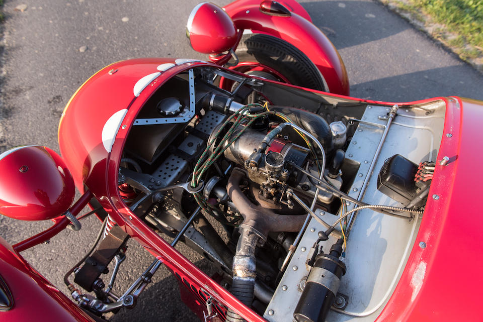 1950 Giannini 750 Sport  Chassis no. 011250 Engine no. G1 078