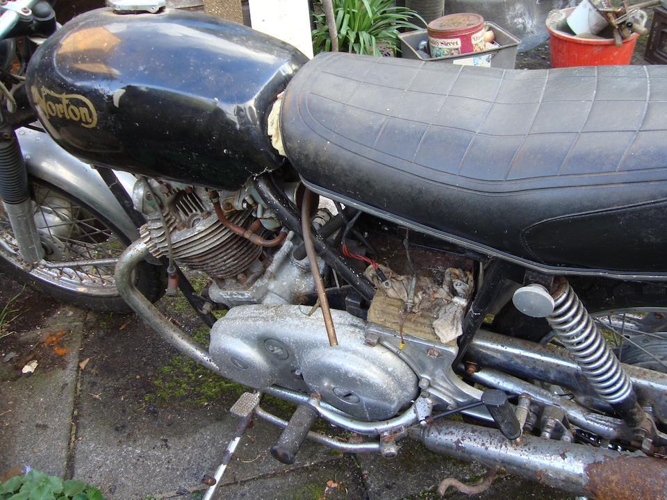 Property of a deceased's estate,1973 Norton 745cc Commando Project Frame no. 230112 Engine no. 230112