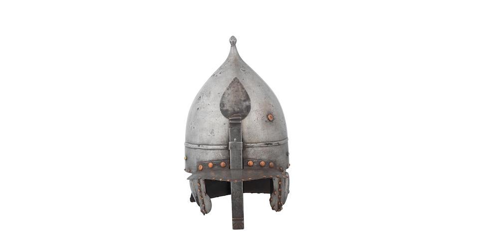 A Very Rare Mumluk Helmet