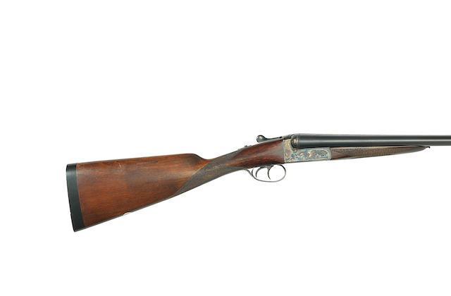 A 12-bore 'No. 4' boxlock ejector gun by Aguirre & Aranzabal, no. 537815