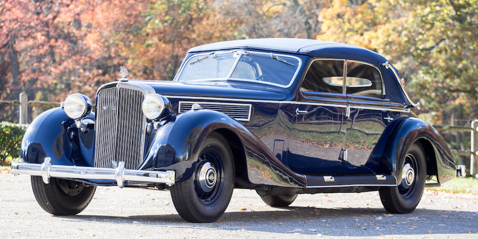1939 Maybach SW38  Chassis no. 2240 Engine no. 11891