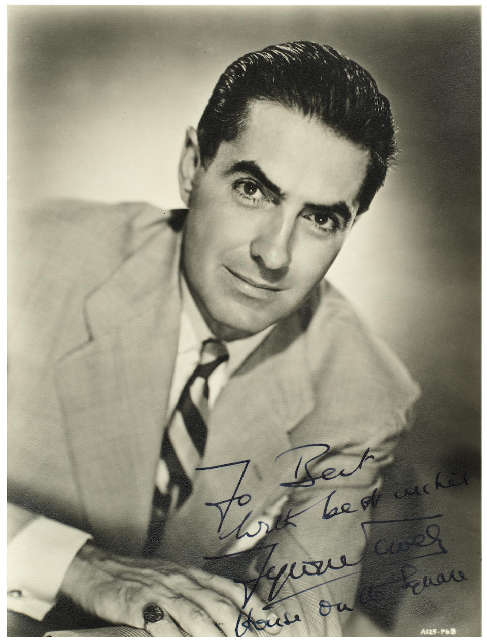 Various film stars: a collection of 22 signed black and white publicity photographs, Qty