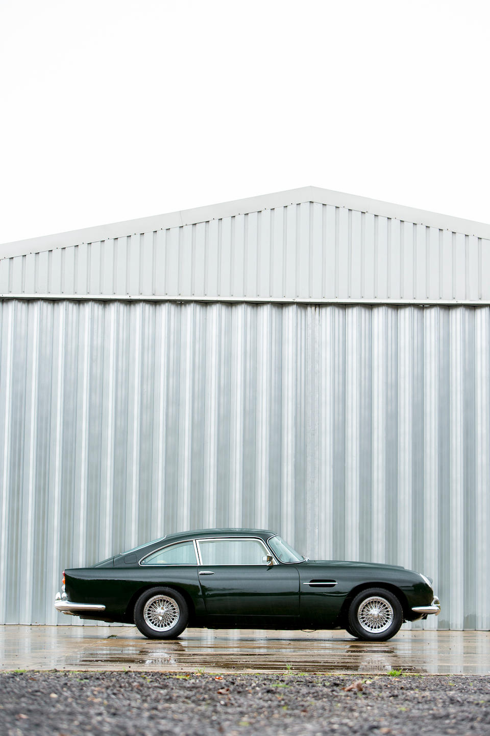 1963 Aston Martin DB5 4.2-LITRE SPORTS SALOON  Chassis no. DB5/1308/R