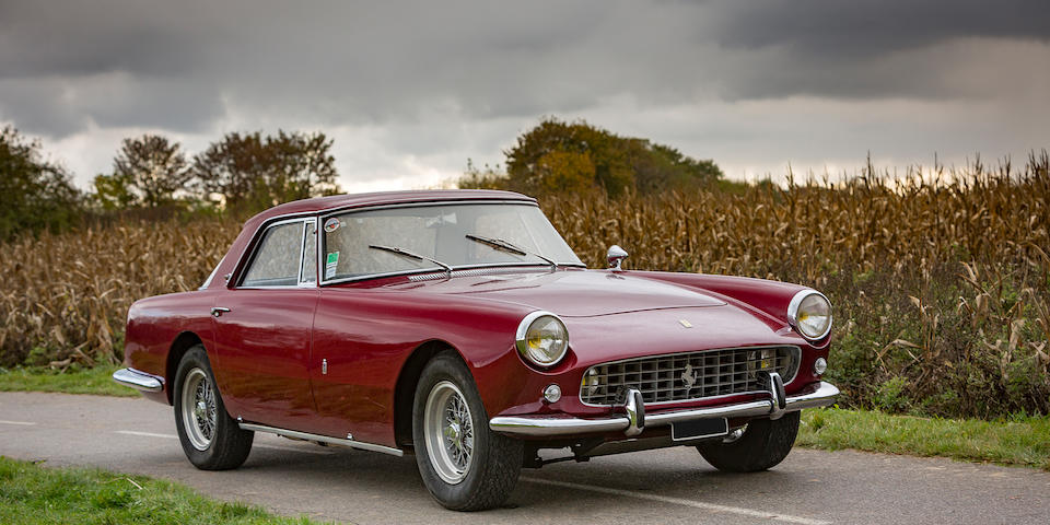 1959 Ferrari 250 GT  Chassis no. 1247GT Engine no. 1247GT