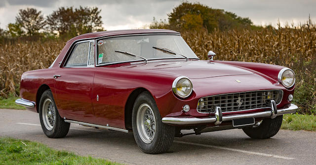 1959 Ferrari 250 GT  Chassis no. 1247GT Engine no. 1247GT