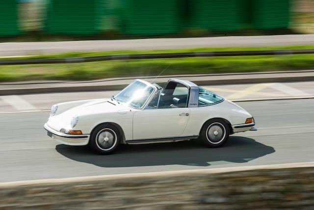 1973 Porsche 911S '2.4' Targa  Chassis no. 9113310833