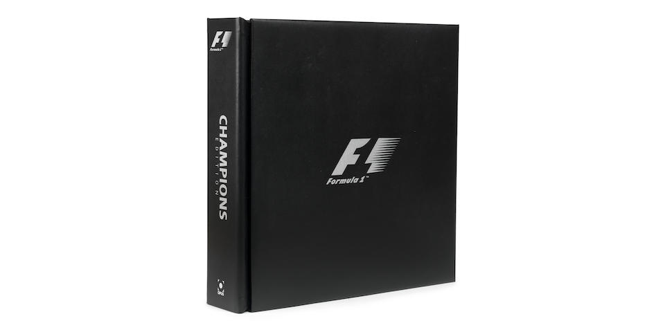 F1 Opus Champion's Edition - formerly the personal property of Damon Hill OBE,