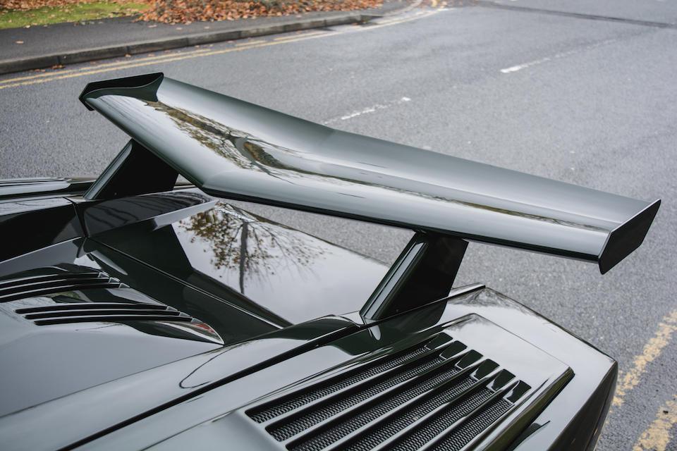 1990 Lamborghini Countach 25th Anniversary Coupé  Chassis no. ZA9C005A0KLA12060