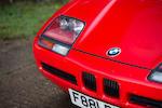 1989 BMW Z1 Roadster  Chassis no. WBABA91020AL00171