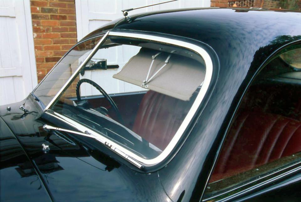 1953 Bristol 403 Sports Saloon  Chassis no. 403/1385
