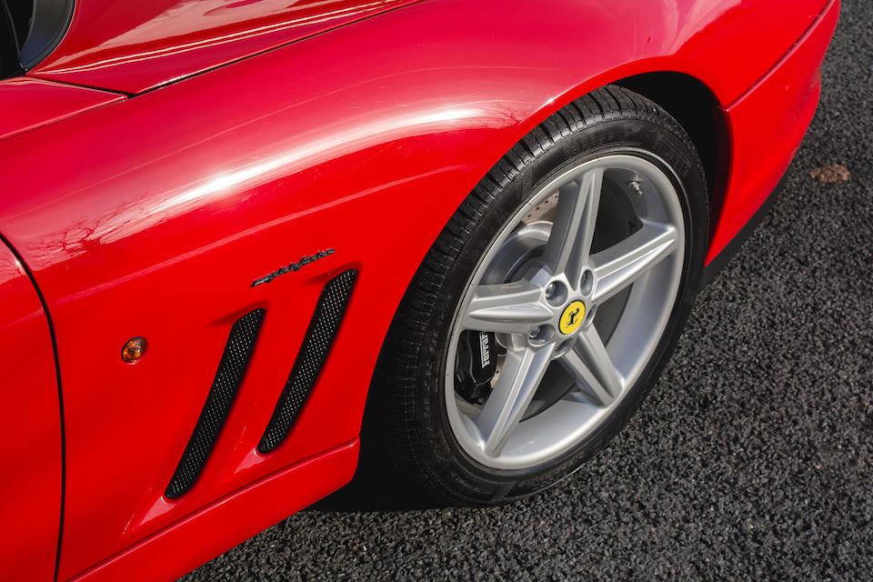 2003 Ferrari 575M Maranello Coupé  Chassis no. ZFFBT55B000132937
