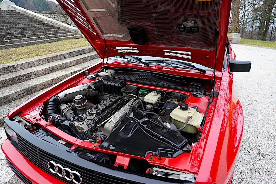 1985 Audi Sport Quattro  Chassis no. WAUZZZ85ZEA905077