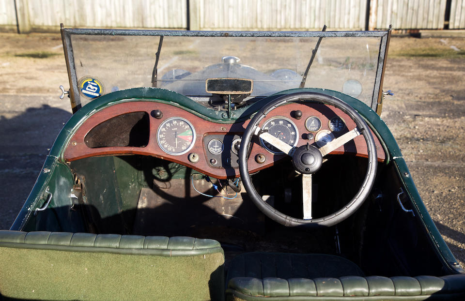 A 1936 Rapier 10hp Tourer  Chassis no. Chassis no. 11448 Engine no. Engine no. D228/1 (see text)
