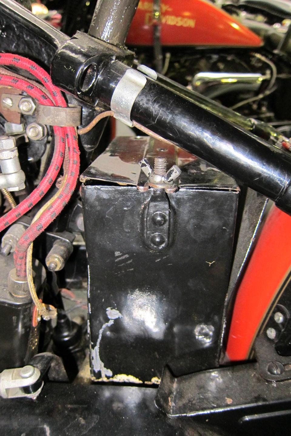 1931 Harley-Davidson 74ci Model V 'Big Twin Frame no. 31V1817 Engine no. 31V1817