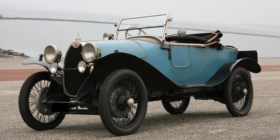 1923 Bugatti Brescia T27