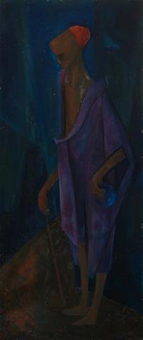 Yusuf Adebayo Cameron Grillo (Nigerian, born 1934) Male Beggar