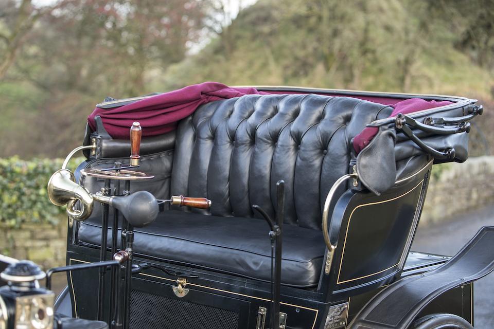 1900 Benz Ideal 4.5 HP