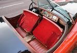 1953 Jaguar XK120 Roadster  Chassis no. 673222 Engine no. W67088