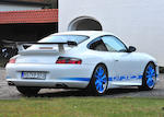 2003 Porsche 911 996 GT3 RS  Chassis no. WPDZZZ99Z4S691767 Engine no. 63426929