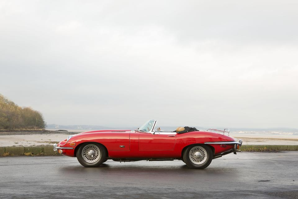 Jaguar Type E série 2 roadster 1970