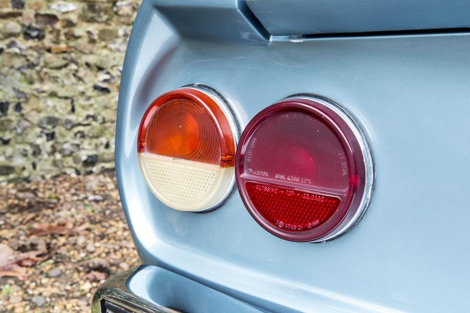 1973 FIAT Dino 2400 Spider  Chassis no. 135B50001374 Engine no. 135C000