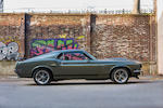 1970 Ford Mustang Fastback  Chassis no. OFO2F176625