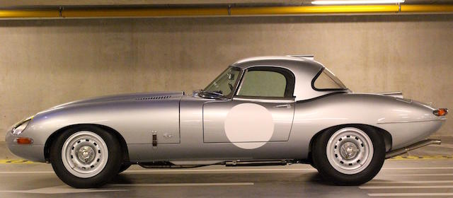 1962 Jaguar E-Type  Chassis no. 877005