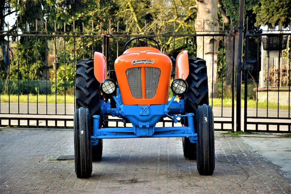 Lamborghini  DLA 35 tracteur 1957
