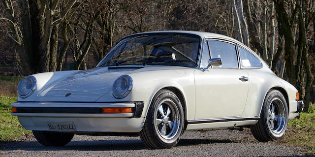 1973 Porsche 911 Carrera 2.7 MFI  Chassis no. 9114600528 Engine no. 6040712