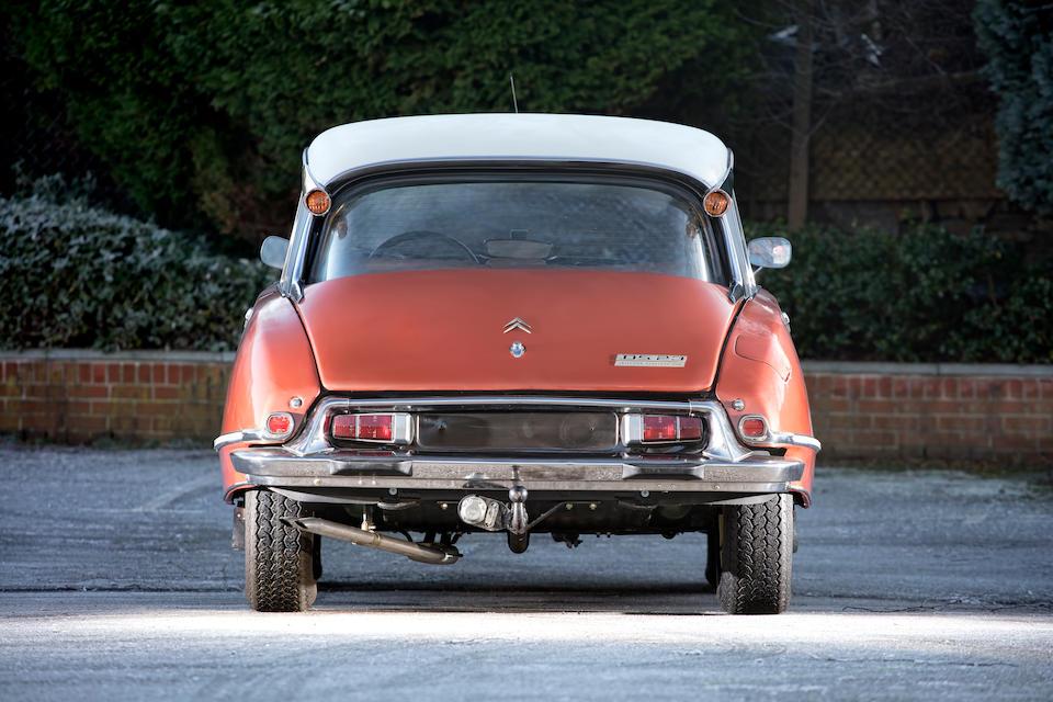 1975 Citroën DS 23 ie