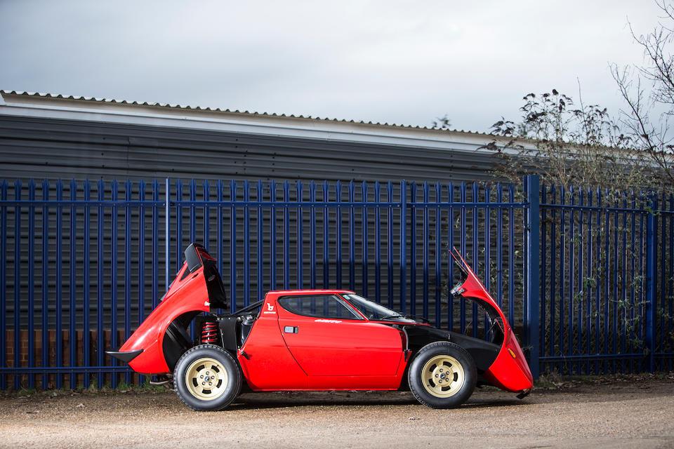 1977 Lancia Stratos HF  Chassis no. 829ARO001744