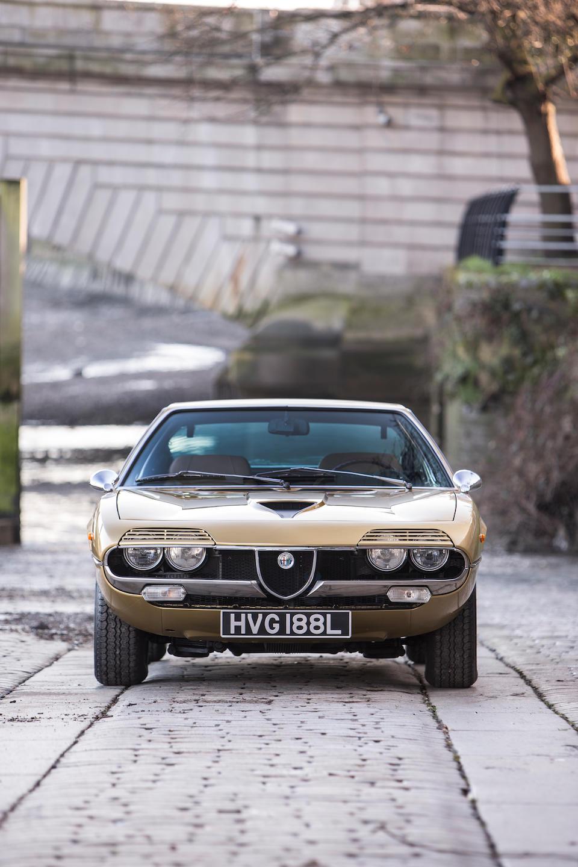 Alfa Romeo Montreal coupé 1972
