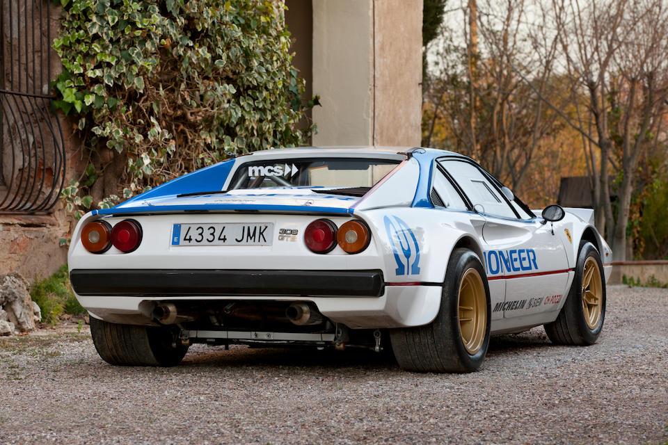 1980 Ferrari 308 GTM Coupé