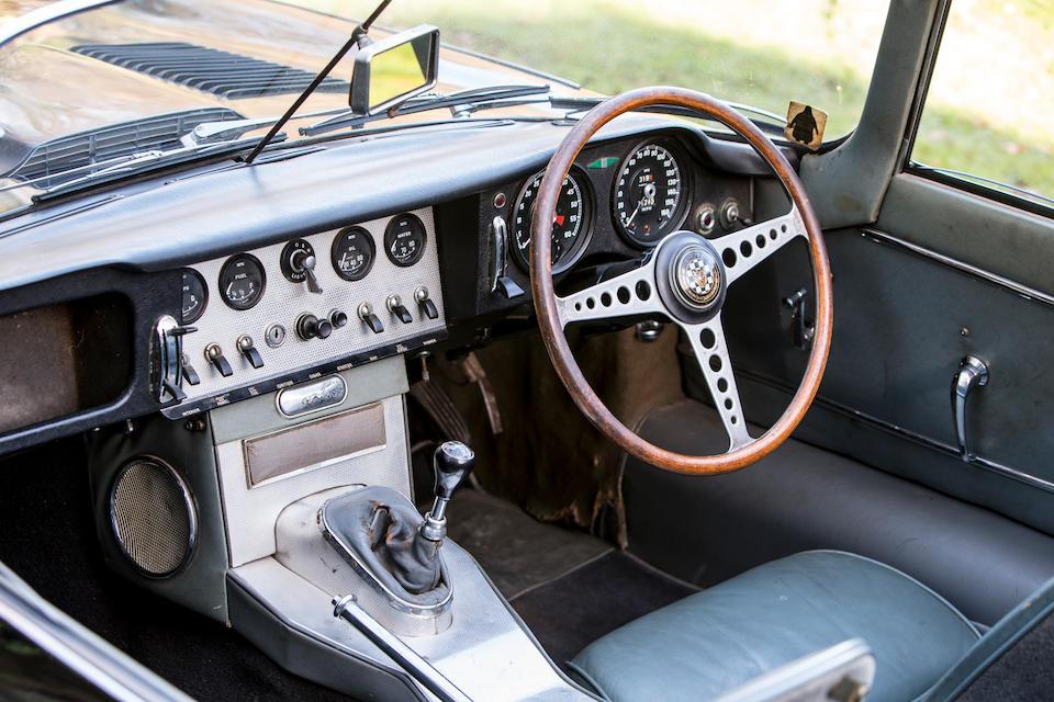 1961 Jaguar  E-Type 3.8-Litre 'Flat Floor' Roadster  Chassis no. 850151