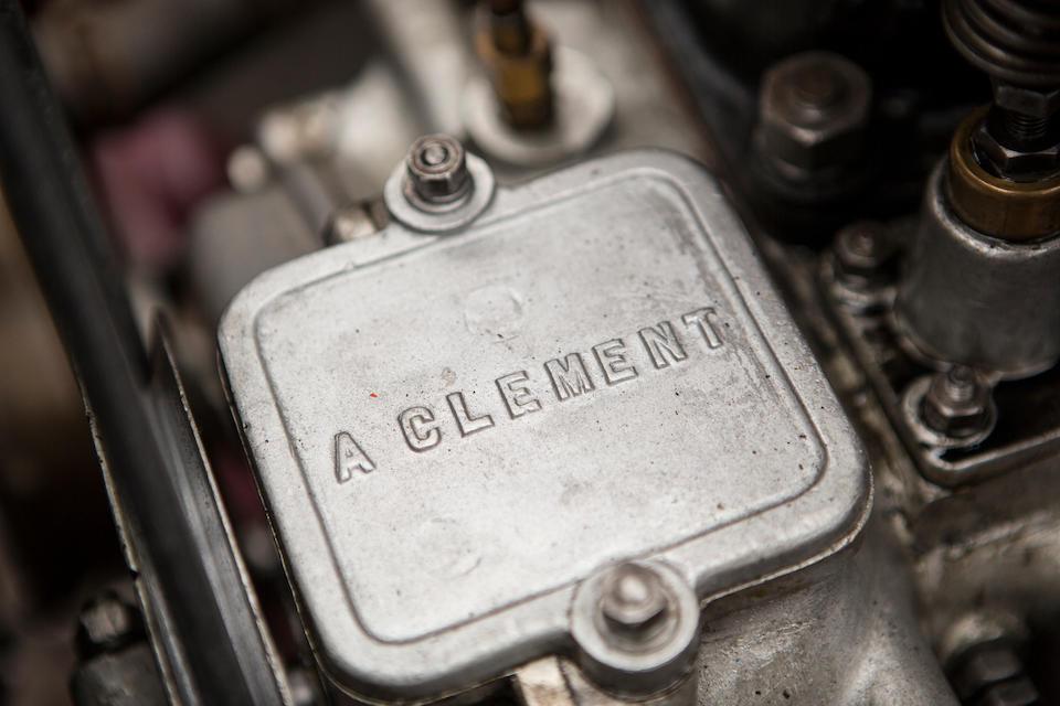 1903 Clément 12/16hp 4-cylinder Rear-entrance Tonneau Car  Chassis no. 4186