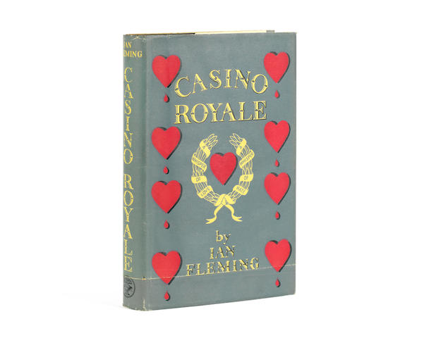 FLEMING (IAN) Casino Royale, FIRST EDITION, FIRST IMPRESSION, Jonathan Cape, [1953]
