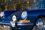 1966 Porsche 911 2.0-Litre 'SWB' Coupé  Chassis no. 303 419 Engine no. 903 512