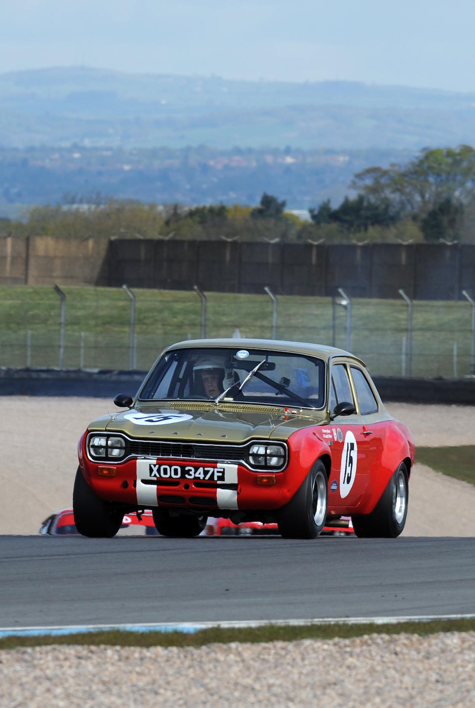 The ex-Alan Mann Racing, Jackie Oliver,1968 Ford Escort Twin Cam Competition Saloon  Chassis no. BB48GP18167