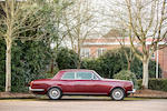 The property of James May,1972 Rolls-Royce Corniche Coupé  Chassis no. CRH12347
