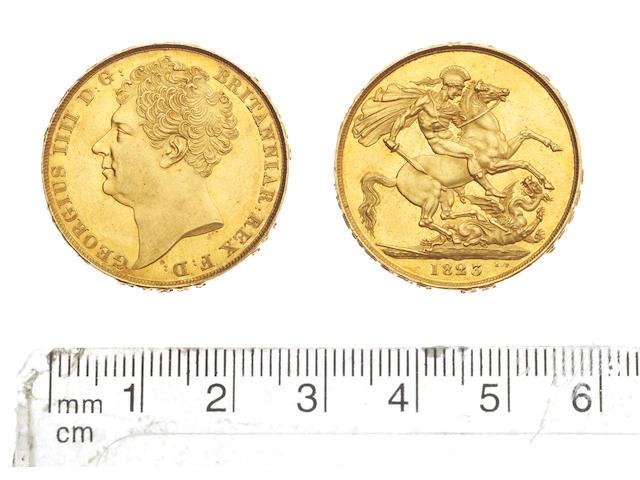 George IV, 1820-30,