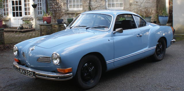 1973,Volkswagen Karmann-Ghia Coupé  Chassis no. 1432620024