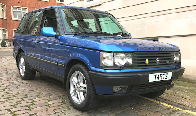 2000 Land Rover Vogue 4.6-Litre 4x4 Estate  Chassis no. SALLPAMJ31A447395