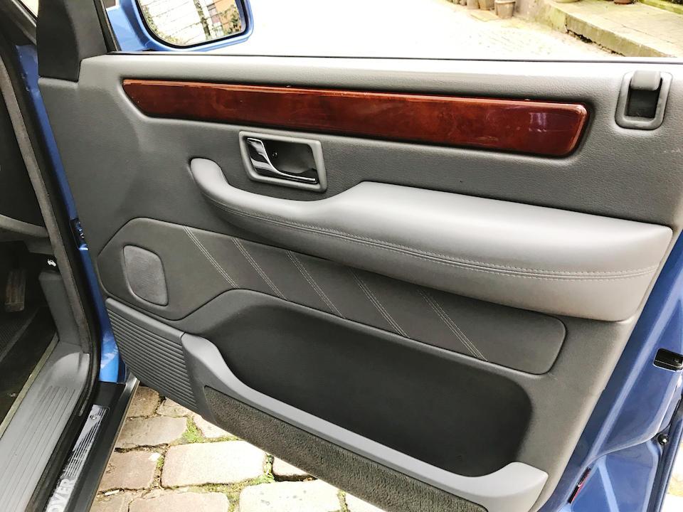 2000 Land Rover Vogue 4.6-Litre 4x4 Estate  Chassis no. SALLPAMJ31A447395