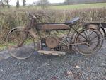 1917 Douglas 2¾ hp,
