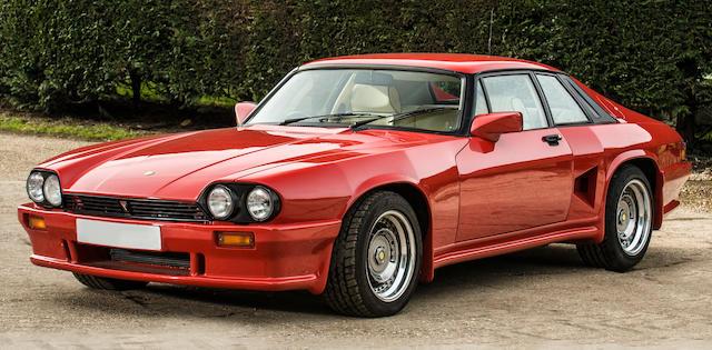 1983 Lister Jaguar XJ-S 6.0-Litre 'System III' Coupé  Chassis no. SAJJNAEW3BC110615