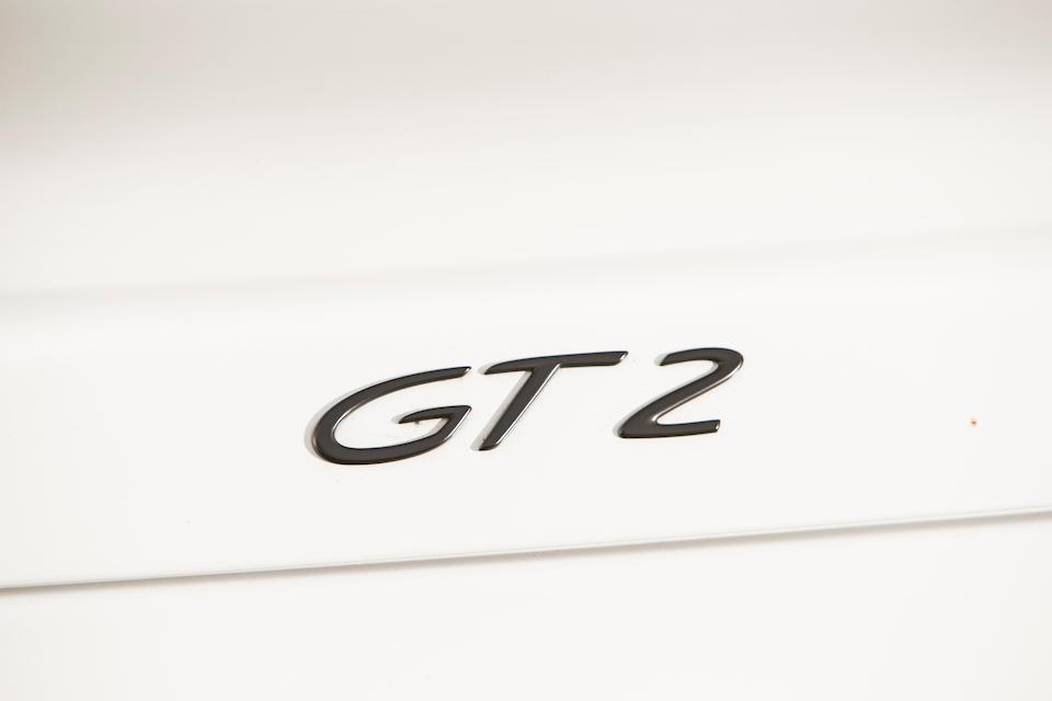 Bonhams : 2004 Porsche 911 Type 996 GT2 Coupé Chassis no