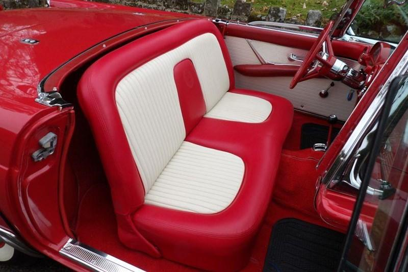 1956 Ford Thunderbird Convertible with Hardtop  Chassis no. P6FH301716