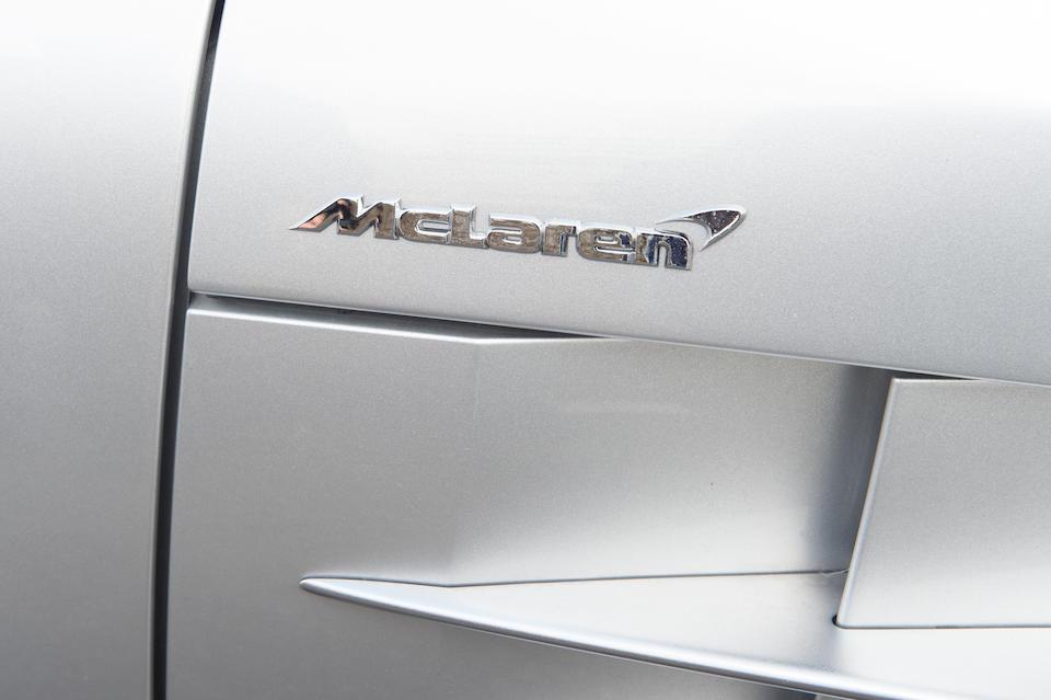 2004 Mercedes-Benz SLR McLaren Coupé  Chassis no. WDD1993761M000036